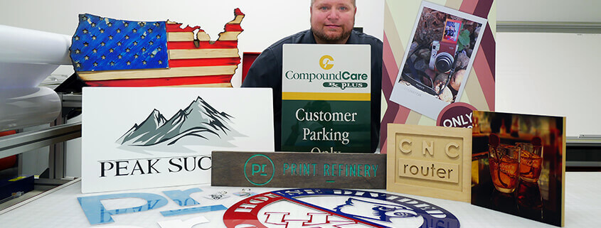 Top 5 Commercial Sign Requests
